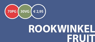 Rookwinkel Fruit