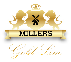 Millers Juice Gold Line