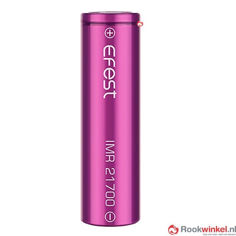 Efest IMR 21700 Batterij 3700mAh