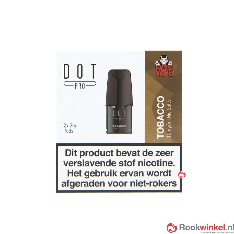 Dot-Pro-Vape-Pod-Tobacco