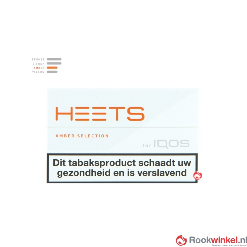 Heets-Amber