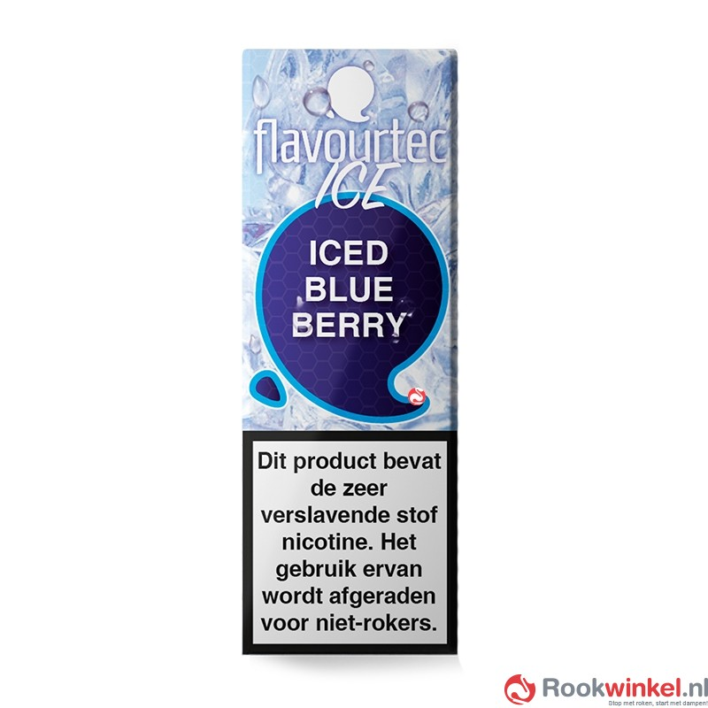 Iced Blueberry
