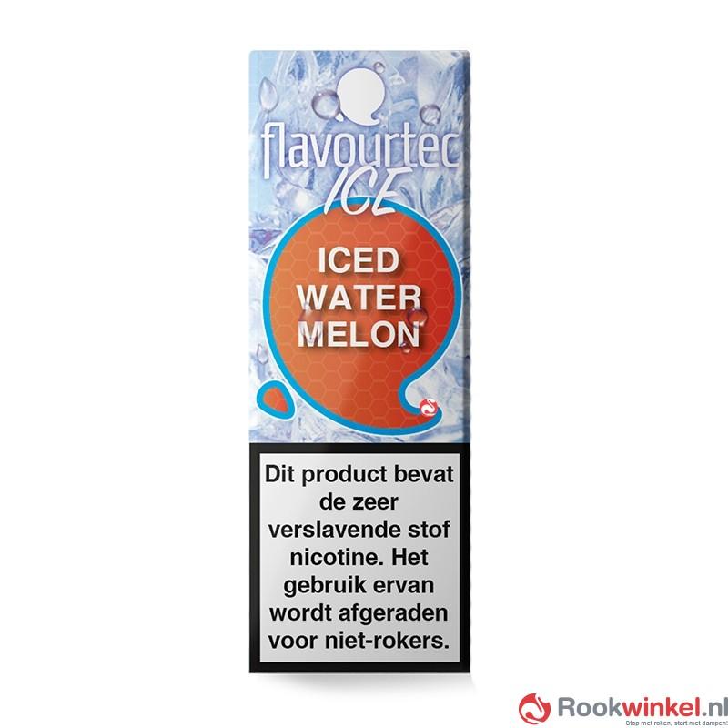 Iced Watermelon