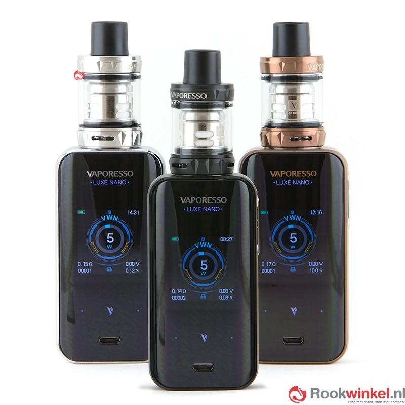 Vaporesso Luxe Nano TC Kit