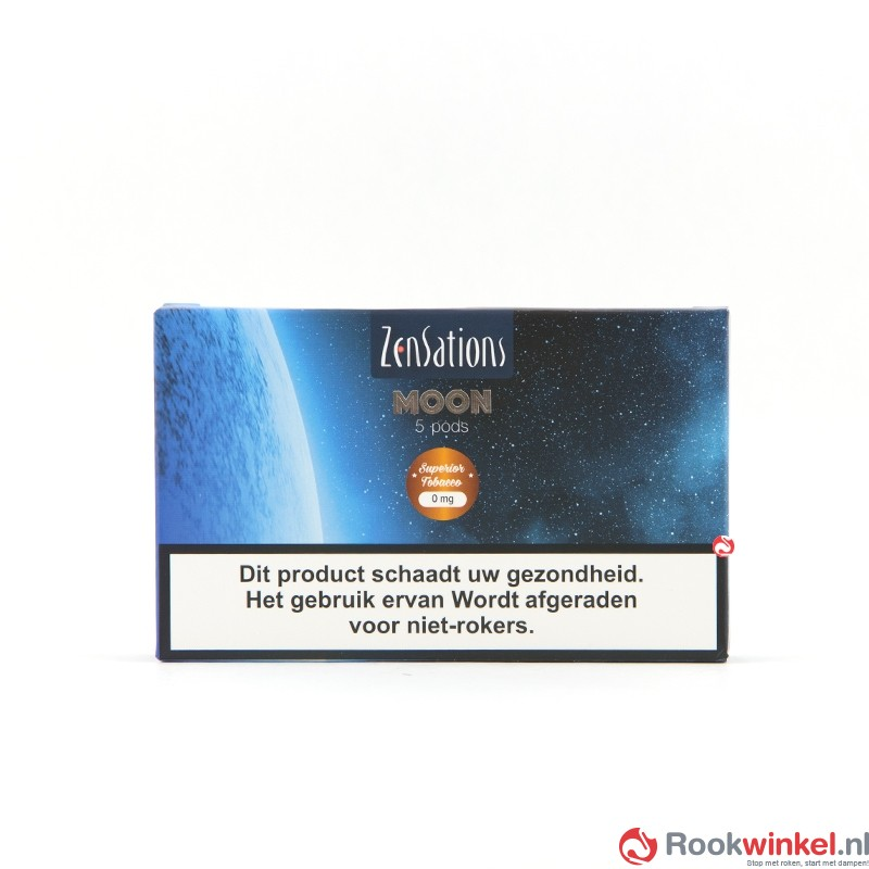 Zensations Moon Pods Superior Tobacco