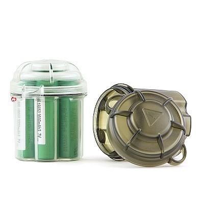 18650 Batterij Case
