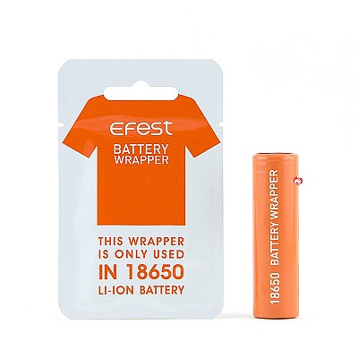 Efest 18650 Batterij Wraps