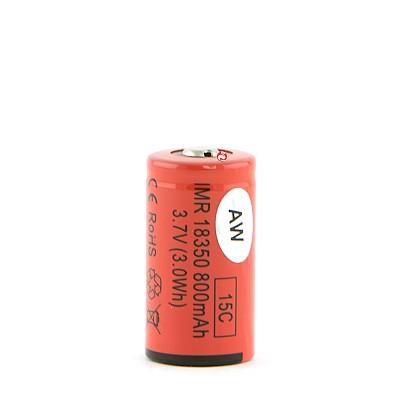 AW 18350 Batterij