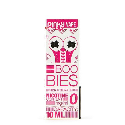 Boobies - Pinky Vape