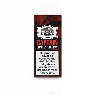 Captain Charleston Gray