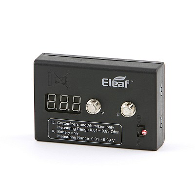 Eleaf Digitale Ohm & Volt Meter