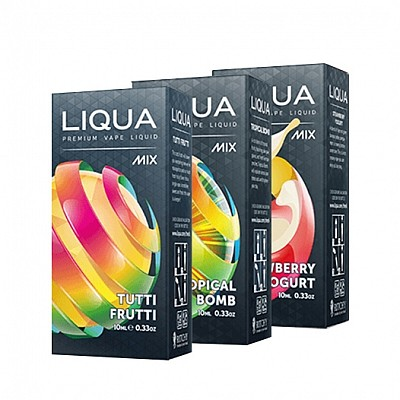 LiQua Mixes Proefpakket Fruit