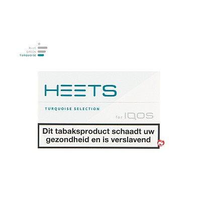 Heets-Turquoise