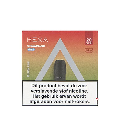Hexa-Strawmelon