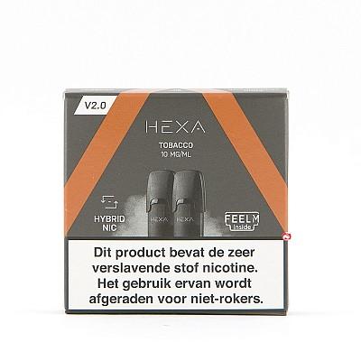 Hexa 2.0 Pods Tobacco