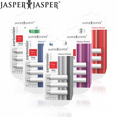 Jasper & Jasper™ Cartomizer