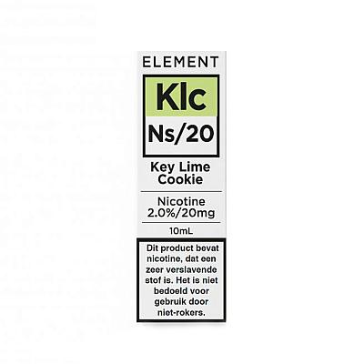 Key Lime Cookie (Nic Salts)