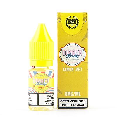 Vape Dinner Lady - Lemon Tart