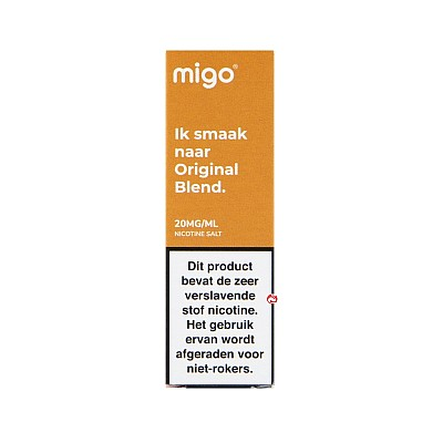 Migo Almond Tobacco