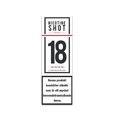 Nicotine Shot 50/50