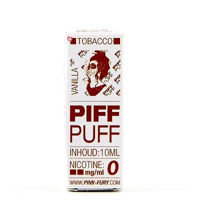 Piff Puff Vanille - Pinky Vape