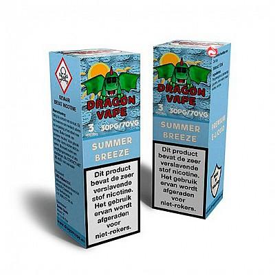 Dragon Vape Summer Breeze E-liquid