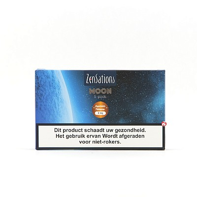 Zensations Moon Pods Superior Tobacco