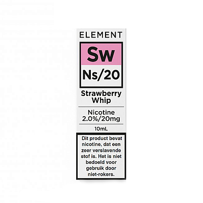Strawberry Whip (Nic Salts)