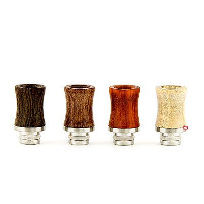 Curved Wood Drip Tip