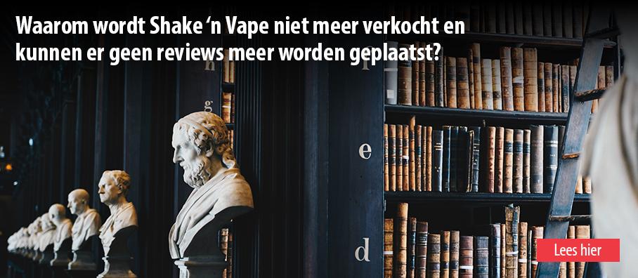 Wetten omtrent de e-sigaret