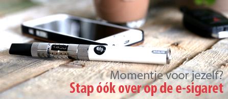 Stap ook over op de e-sigaret!