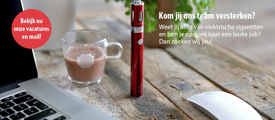 Rookwinkel.nl - Vacatures